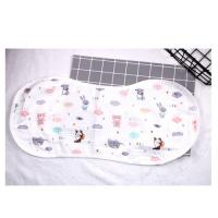 Buy cheap Baby Bandana Muslin Burp Cloths Reversible 100 Muslin Cotton Multi Color from wholesalers