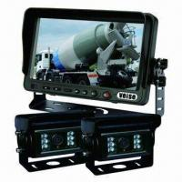 Buy cheap Garbage Truck Rear-view Backup Camera Kit from wholesalers