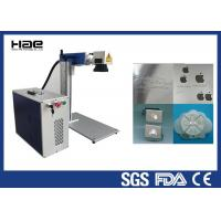 Buy cheap Cnc Yag 3D Portable Mini Color Metal Laser Marking Machine 10W 20W 30W 50W from wholesalers