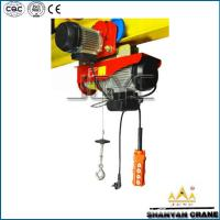 Buy cheap Micro electric crane hoist from wholesalers