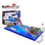 Buy cheap Buildream DIY 3D Puzzle---Golden Gate Bridge(BD-B095) from wholesalers