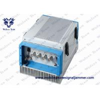 Buy cheap Adjustable 10 Bands Convoy Bomb Jammer , Wifi Blocker Jammer Customized Frequency product