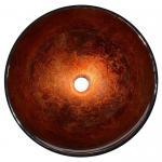 Buy cheap Modern Artistic Glass Bowl Bathroom Vanity Sinks , Colored Bathroom Lavatory Sinks from wholesalers
