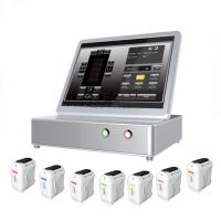 Buy cheap Portable 15000 Shots 11 Lines HIFU 3D Face Lifting Machine 2D High Intensity Focused Ultrasound Beauty Equipment from wholesalers