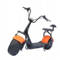 Buy cheap 1500w Brushless Motor COC Cheap Electric Motorcycle 2 wheel citycoco electric scooter for adults from wholesalers