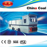 Buy cheap Anti exposion underground mining locomotive for mining from wholesalers