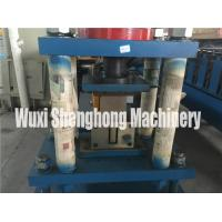 Buy cheap Intelligent Hydraulic U Shape Purlin Roll Forming Equipment Professional from wholesalers