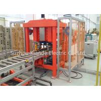 Buy cheap 18m Bus Bar Assembly Machine Single Layer Busbar Current Rate 630A-2500A product