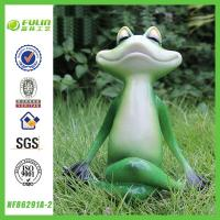 Buy cheap Resin Yoga Frog from wholesalers