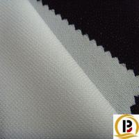 Buy cheap woven fusing interlining fabric for ladies wear from wholesalers