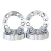 """5X5.5 (5x139.7) 1.5"""" Wheel Spacers Adapter 1/2""""X20 Jeep Ford Dodge WS 5X5.5 1.5"""""""