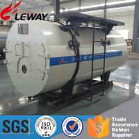 Buy cheap Industry Use 500-20,000kg Diesel Oil Steam Boiler, Gas Steam Boiler Price (firetube boiler) from wholesalers