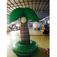Buy cheap Coconut Tree Inflatable Advertising Products For Party / Beach Decoration from wholesalers