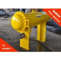 Buy cheap BOCIN High Pressure Natural Gas Filter Separator For Liquid Water - Gas Separating from wholesalers