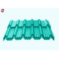 Buy cheap Customized Color Corrugated Galvanized Steel Sheets Astm Aisi Standard from wholesalers