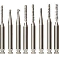 Buy cheap Dentist Clinic Rotary Dental Instruments Burs Ra Shank For Low Speed Handpieces from wholesalers