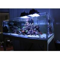 Buy cheap Lightweight Plexiglass Acrylic Aquarium Fish Tanks / Marine Aquarium Tanks from wholesalers