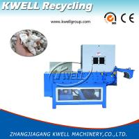 Buy cheap Block Material/Tyre/Large Tubular Single Shaft Shredder/Crusher/ Grinder Recycling Machine from wholesalers