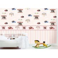 Buy cheap Colourful Kids Bedroom Wallpaper Non - Toxic For Boys / Girls , Free Samples product