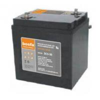 Buy cheap DC6-120 deep cycle battery volts 6v120ah grid battery agm lead acid ups battery for solar system from wholesalers