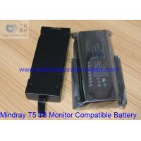 China Hospital Facility Battery Mindray BeneView T5 T8 Patient Monitor Equipment Compatible Battery on sale