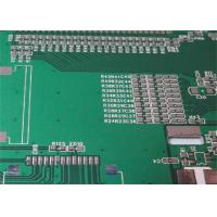 Buy cheap Double Layer Immersion Tin Custom PCB Boards OSP Green Mask DIP SMT BGA Printed Circuit Board from wholesalers