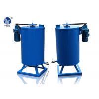Truck Tyre Retreading Equipment Easy Work Rubber Stirring Machine Blue Color