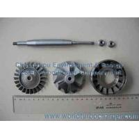 Buy cheap KJ66 Turbine Wheel Jet Engine Parts from wholesalers