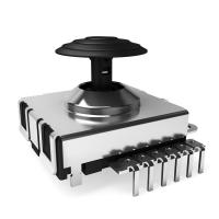 Buy cheap 19*19mm CPJ1905 Series Mini Micro Joystick Switch Potentiometer from wholesalers