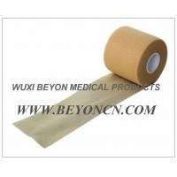 Buy cheap No Adhesive Porous Flesh Color Foam Underwrap for Sports Pre Wrap / Gold Athletic Tape from wholesalers
