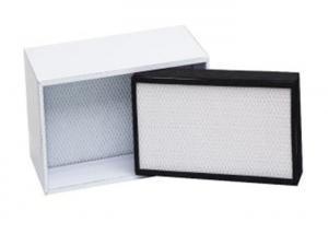 Buy cheap CE Smoke Purifier Box Fan Hepa Filter For Fume Extractor product