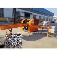 Buy cheap Waste Sock Rag Cutting Machine Silk Stockings Pantyhose Invisible Sock Shredding from wholesalers