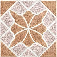 Buy cheap 400x400mm Rustic Ceramic Tiles , Wear-Resistant Interior Wall Tile product