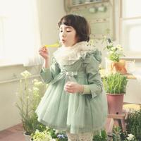 Buy cheap High quality cotton girls dresses children long frocks designs wholesale outlet clothing from wholesalers