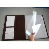 Buy cheap New design A4 plastic file folder from wholesalers