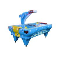 Buy cheap Indoor Game Electric Air Hockey Table Durable Metal + FRP Material from wholesalers