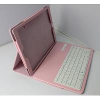 Buy cheap Long Standby Pink Bluetooth Keyboard Case For Ipad Pro , 12.9 Inch Size product
