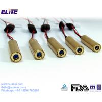 Buy cheap Customized 532nm 10mw Green Dot Laser Module for Laser Position, Surveying&Medical Device from wholesalers