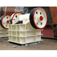 Buy cheap Ore, Rock, Stone Jaw Crusher with Best Quality from wholesalers