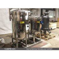 Buy cheap Stainless Steel Parallel Type Bag Filter Housing from wholesalers