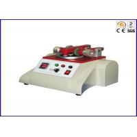 Buy cheap Widely Laboratory Electronic Taber Abrasion Testing Equipment with LCD 3 Head or 1 Head from wholesalers