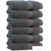 Buy cheap 100% Cotton Luxury Highly Absorbent Hotel spa Bathroom Towel Face Towels from wholesalers