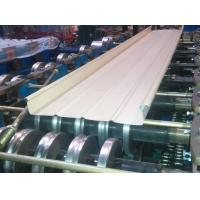 Buy cheap Guardrail Metal Roofing Roll Forming Machine 5.5Kw Hydraulic Cutting from wholesalers