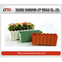 Buy cheap glass type plastic flower pot mould from wholesalers