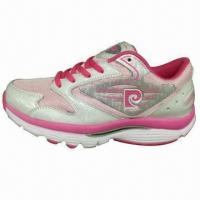 Buy cheap Women's Fitness Shoes with PU Upper and Phylon Outsole, Available in Various Colors and Sizes from wholesalers