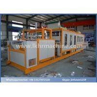 Buy cheap Durable Fast Food Box Making Machine , PS Foam Food Container Production Line product