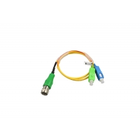 Buy cheap SC Connector 1550nm 68 DBuV WDM CATV Optical Node from wholesalers