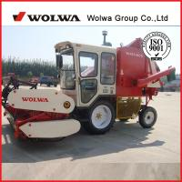 Buy cheap Chinese Soybean combine harvester farm usage from wholesalers