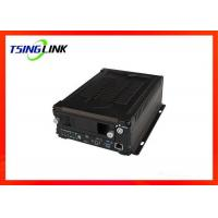 Buy cheap 4G 1080P Vehicle Mobile NVR With GPS WiFi Hard Disk ROHS Certificated product