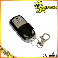 Buy cheap 4 button metal wireless rf fixed code duplicator remote control from wholesalers